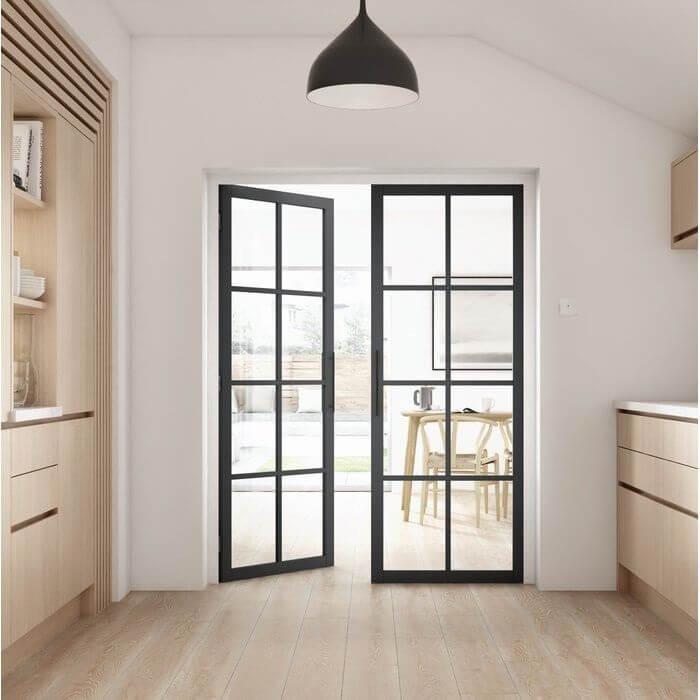 Идеи за Стъклена Интериорна Врата